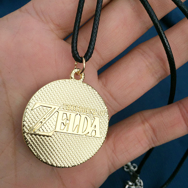 Медальон Легенда о Зельде 2