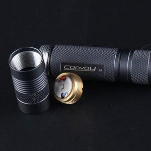 Image 5 - אפור שיירת S2 LG UV 365nm פנס, LEUVA33W70RL00 LED, 7135*5 אחד 100% מצב, zwb2 מסנן מותקן