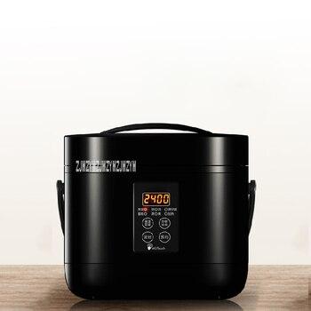 YX-3050B 3-4 человек электрическая рисоварка Портативный Мини рисоварка машина для приготовления пищи студенческое спальное помещение многофу...