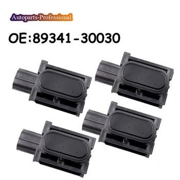 4 pcs/lot  For Toyota Ultrasonic Parking Distance PDC Parking Sensor 89341-30030 8934130030 89341-30030-A0/B0/C0 auto accessorie