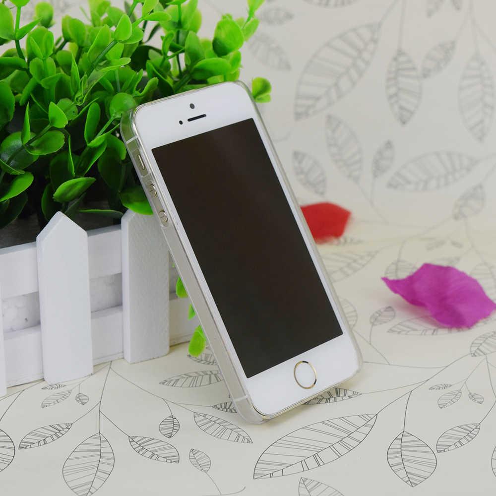 9d307305be7 ... C0155 Kpop Seolhyun ASA transparente Delgado caso de la cubierta de la piel  para Apple IPhone