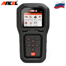Ancel AD510 OBD2 Scanner OBD 2 Automotive Scanner Auto Code Reader ODB2 Car Diagnostic Scanner for BMW Mercedes Scanner Tool