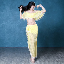 Belly dance eastern diamond embroidery skirts bra dress costume for oriental dance dancing belt for belly dancing suit set 849