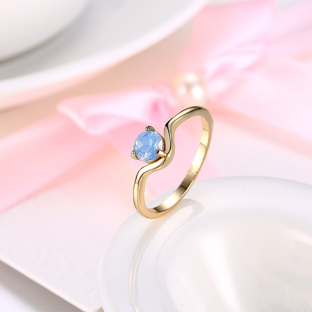 Beauty Hut AKR142 Korean style trend fashion ring-in Rings from ...