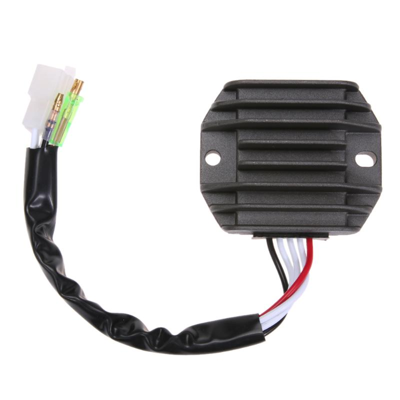 VODOOL 1pc Motorcycle Voltage Regulator Rectifier for Yamaha YFM 350 Big Bear YFB 250 Timberwolf Car Styling Accessories
