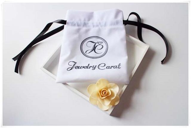 Saco de veludo Logotipo personalizado embalagem Cueca de ...