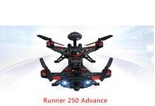 F16182 Original Walkera Corredor 250 Adelantado Sistema GPS RC Quadcopter Drone RTF con DEVO 7 Control Remoto/OSD/Cámara/GPS V4