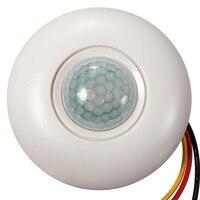 360 Degree PIR Motion Sensor Switch Sensor Detector Light Switch Best Price
