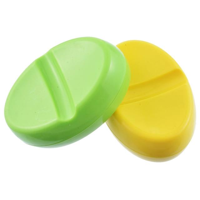 Hoomall бытовых швейных магнитное поле Иглы ящик для хранения Швейных машин Портативный набор инструментов для neddlework DIY разные цвета 1 шт.