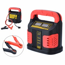 Mayitr 350W 200A LCD Car Plus Adjust Battery Charger Jump Starter Booster 12V/24V