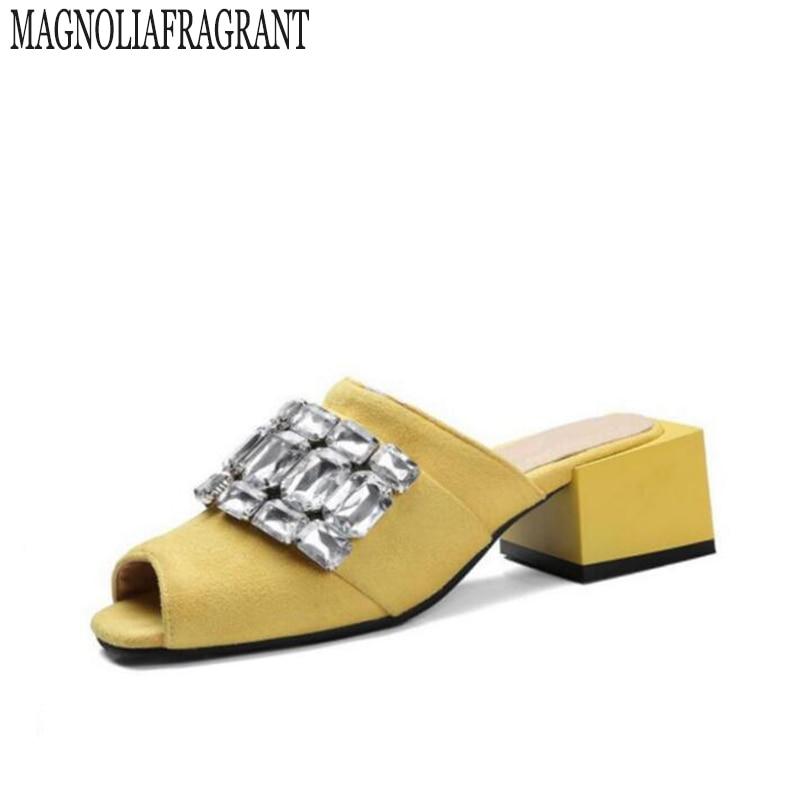 0ac67f7b6 2017 new Rhinestone Heels Women Sandals Shoes Sexy Open Toe Wedge ...