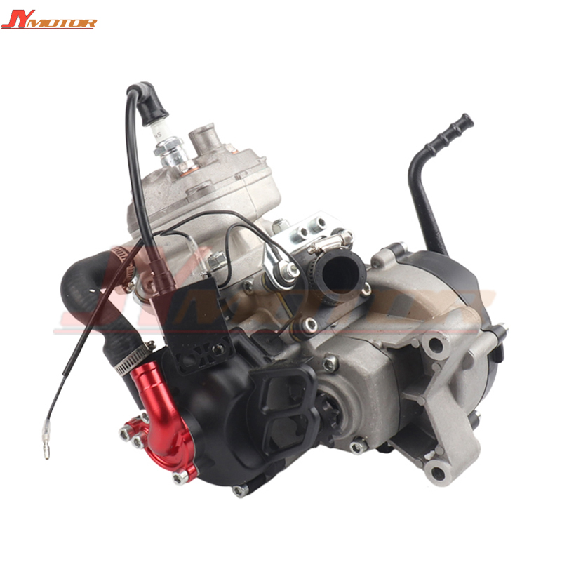 Water cooled engine 2 stroke 47CC 49CC for 05 50 JR SX 50 SX PRO SENIOR Mini ATV Dirt Pit Cross Bike