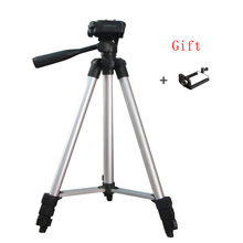 Universal Portable Mini Tripod + Clip Professional Camera Tripod Phone Holder Projector Camera Accessories