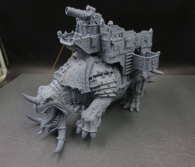 ORK Gigantesco Squiggoth