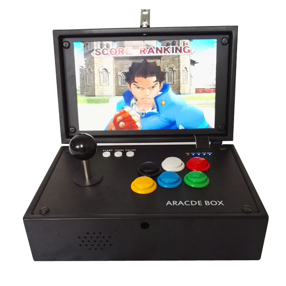 China supplier best new Pandora Box controller VGA and HIDM output with 1300 in 1 game board
