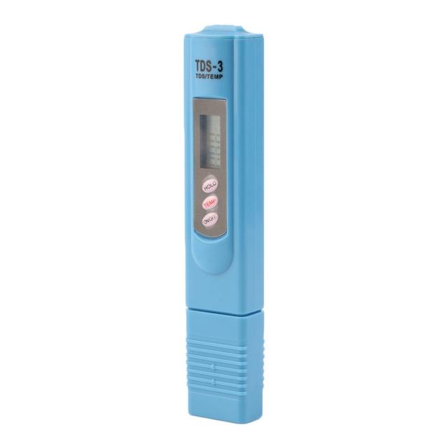 Water Quality Test Pen Hardness Analyzer Stylish Worldwide Store1Pc Portable TDS LCD Digital 0-9990ppm