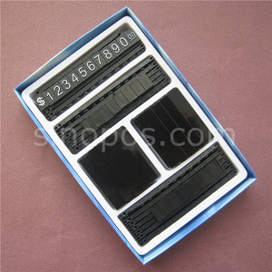 Image 2 - สก์ท็อปโลหะฐานรวมราคาแท็ก,กล้องโทรศัพท์มือถือสมัชชาเลขอารบิคสัญญาณหน้าต่างฉลากเคาน์เตอร์ยืน