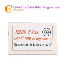 Новый R280 плюс CAS4 BDM программист Поддержка MC9S12XEP100 микроконтроллер выделенный программист.