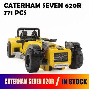 Model Building Blocks CATERHAM