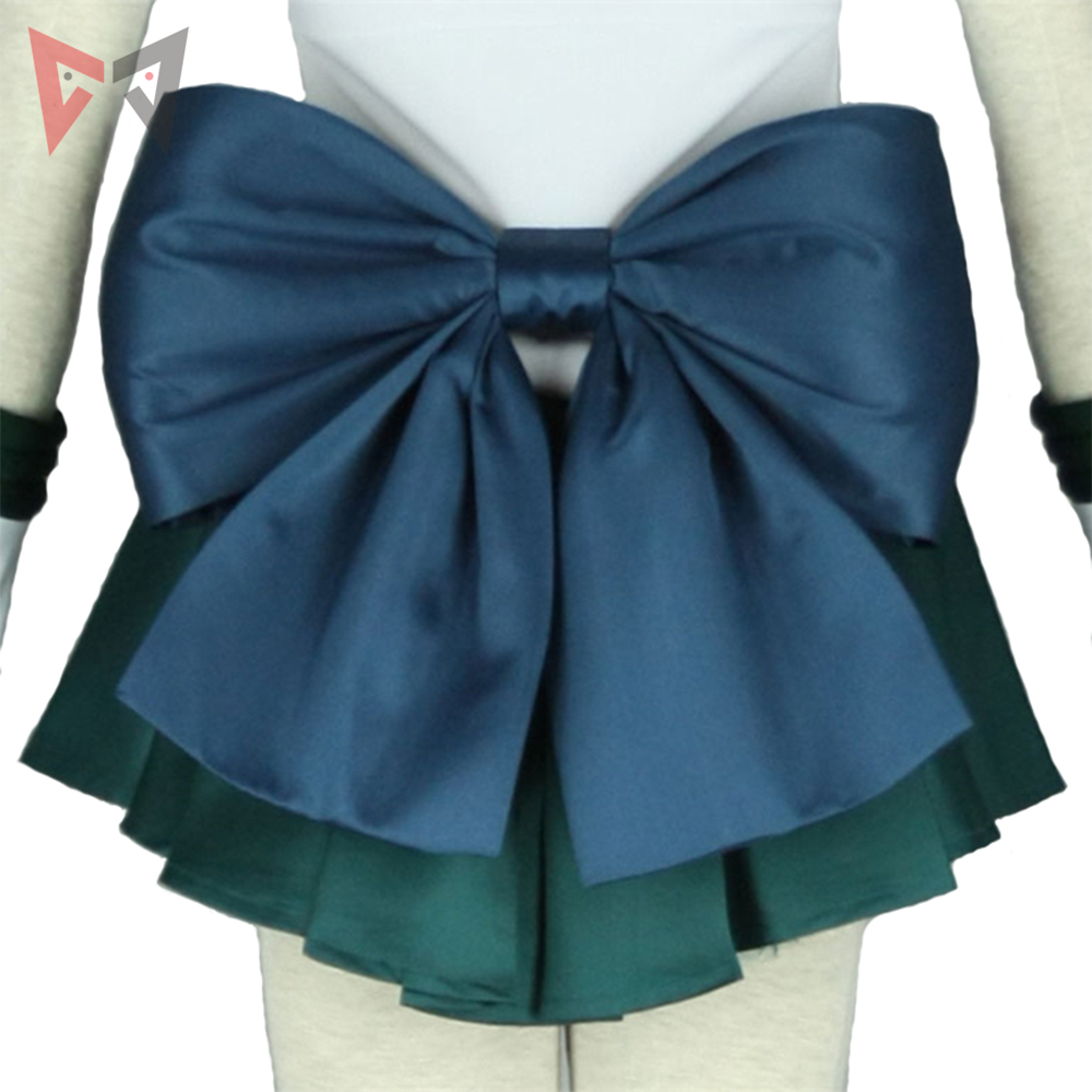 Athemis Anime Sailor Moon Michiru Kaioh / Sailor Neptune Cosplay - Disfraces - foto 6