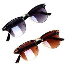Nowe modne modne okulary Vintage Retro Unisex okulary przeciwsłoneczne damskie marka projektant mężczyźni okulary przeciwsłoneczne akcesoria podróżne Dropshipping