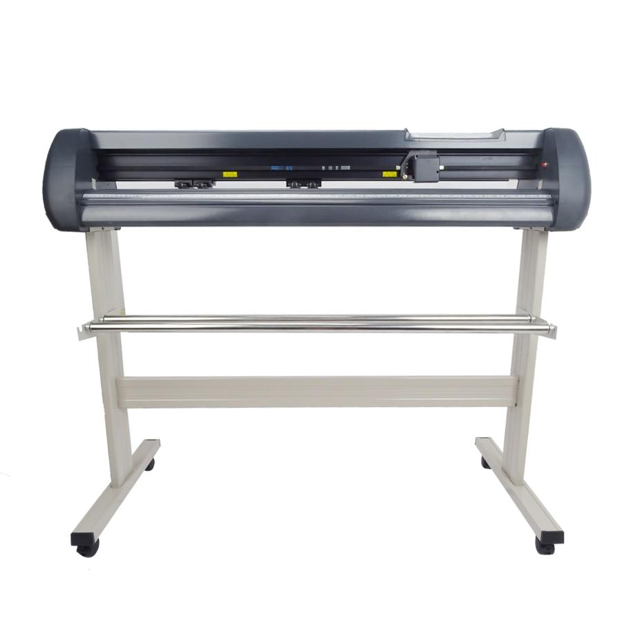 vinyl cutting plotter 45W cutting width 1100mm vinyl cutter Model SK 1100T Usb high quality 100