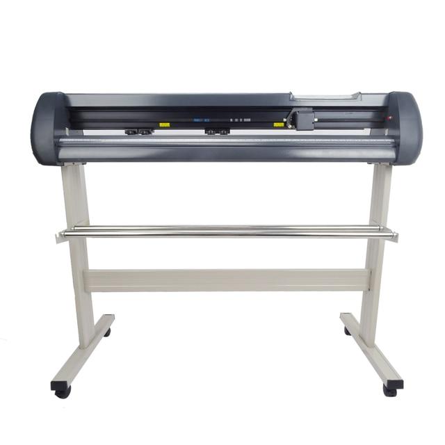 vinyl  cutting plotter 45W cutting width 1100mm vinyl cutter Model SK-1100T Usb high quality 100% brand new