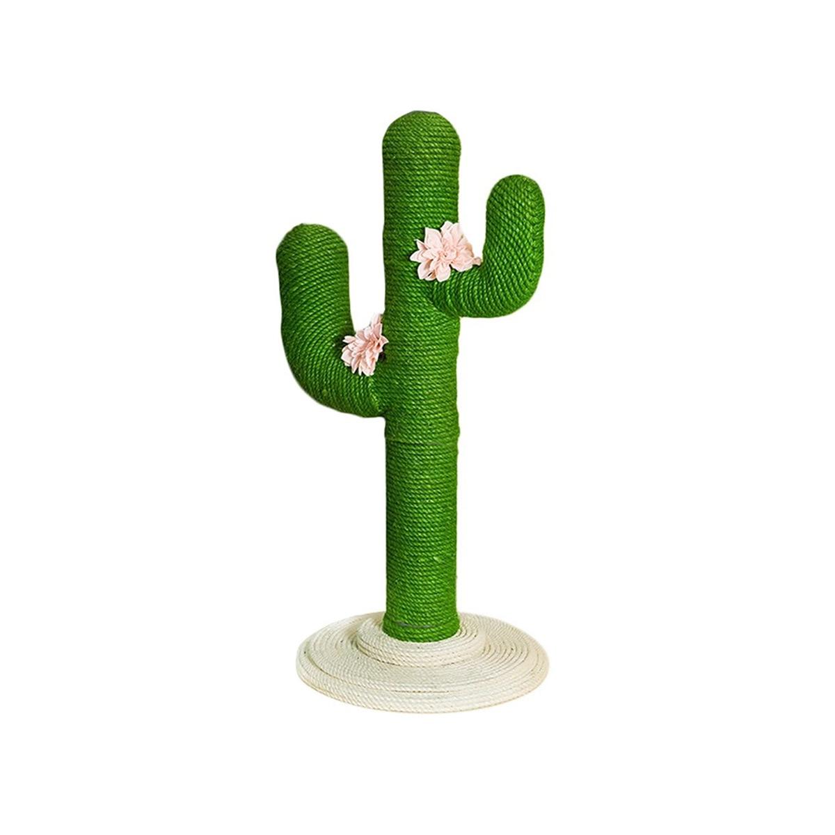 Chat escalade cadre Pet jouet Molu naturel Jute corde Cactus chat arbre maison chaton maison étagère corde tour scratchers poste meubles