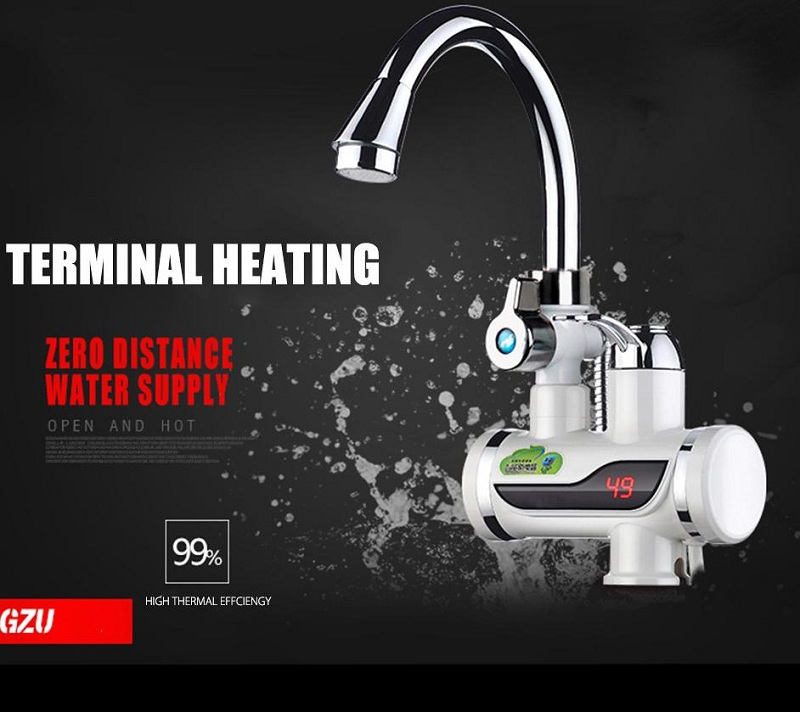 High Quality Instant Tankless Water Heaters