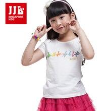 girls t shirt short sleeve kids t shirts summer kids tops brand quality wholesale t shirts