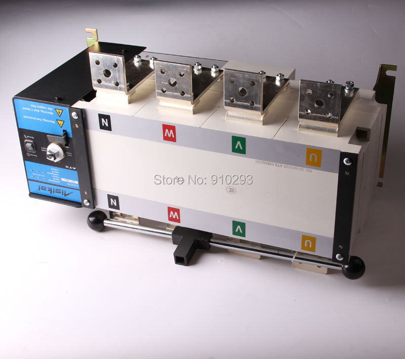 800A/1000A/1250A ATS Diesel Generator Set controller box Automatic Transfer Switch fast shipping 5 pins 5kw ats single phase 220v diesel generator controller automatic starting system auto start stop function