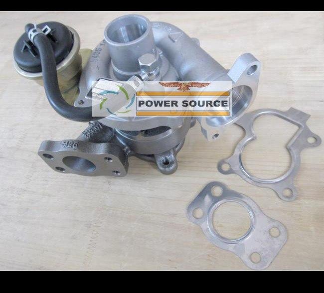 KP35 54359880009 54359880007 Turbo Turbocharger For Ford Fiesta;Peugeot 206 1.4L HDi;Citroen C3 2001-11 Mazda 2 DV4TD (2)