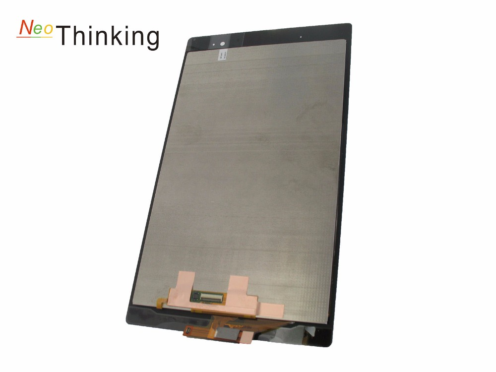 NeoThinking 8 inch Lcd Assembly For Sony Xperia Tablet Z3 SGP611/SGP612/SGP621 Touch Screen Digitizer Glass Replacement for asus zenpad c7 0 z170 z170mg z170cg tablet touch screen digitizer glass lcd display assembly parts replacement free shipping