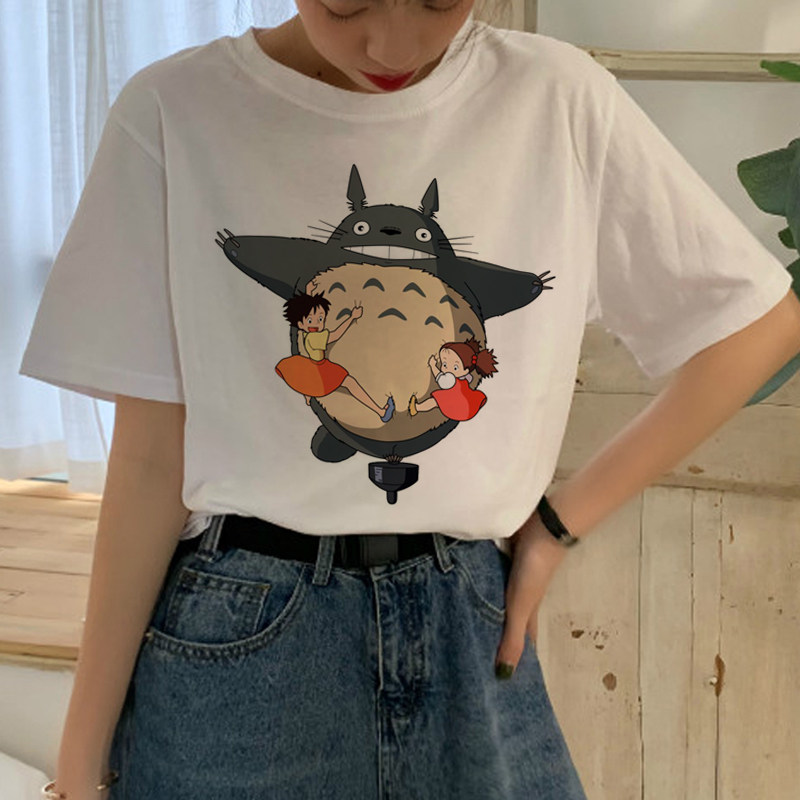 b7b524d26ad4a T-shirt Vintage Scary Scary Korean Style Gothic Women Liberal Fashion  Female Tshirt Top Tee T Shirt Oversized Joke