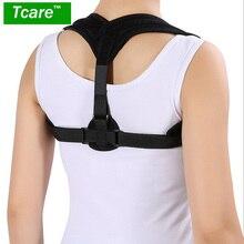 Tcare Posture Corrector Shoulder Brace Adjustable Clavicle Brace Comfortable Correct Posture Support Strap Improve Posture Corre
