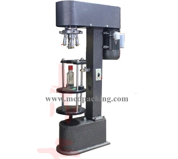 Electrical Capping Machine for Beverage Bottle wine bottles chemical bottles