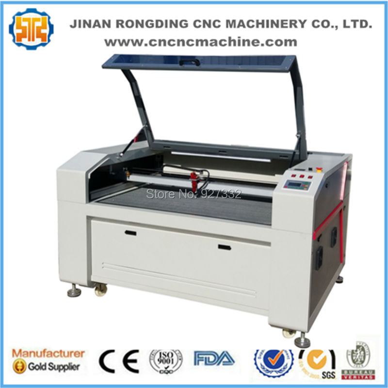 Good price China 100W CO2 CNC laser engraving machine 6090 stainless steel axle sleeve china shen zhen city cnc machine manufacture