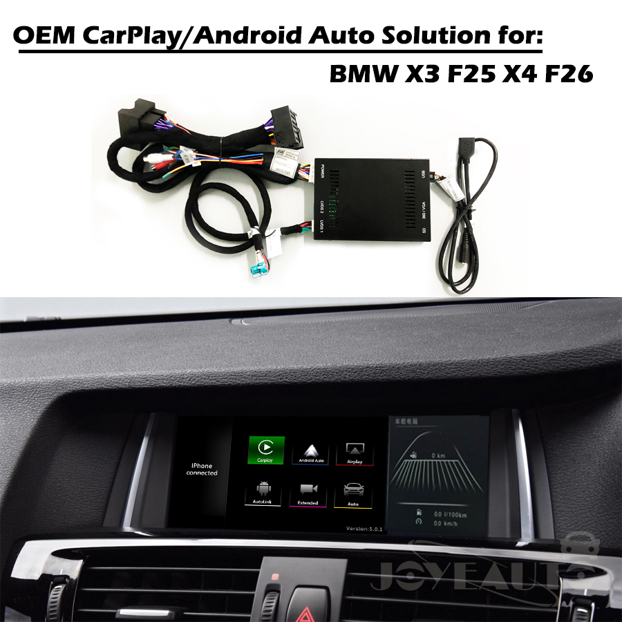 Rear View Monitors/cams & Kits 2011-2014 Bmw X3 F25 Rearview Camera Interface Add Rear Camera Vehicle Electronics & Gps