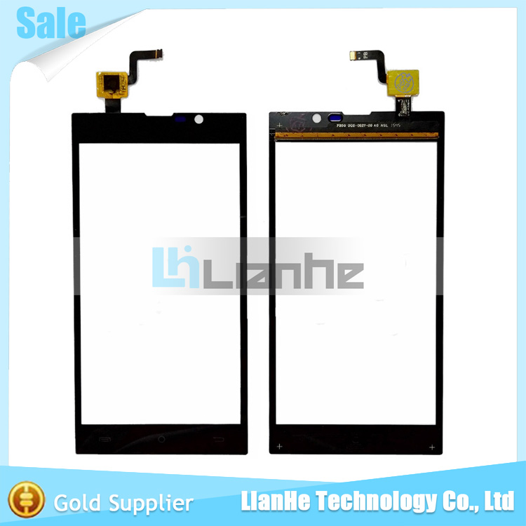 Free Ship Tracking Black TP for Cubot P11 Touch Screen Digitizer Front Glass Panel Sensor Replacement