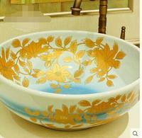 Керамика ванная комната, Туалет этап бассейна Art Набор туалет Lavabo washs лицо мыть полоскания