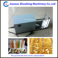 South Korea tornado potato machine electric potato spiral cutter automatic potato slicer for commercial ZF