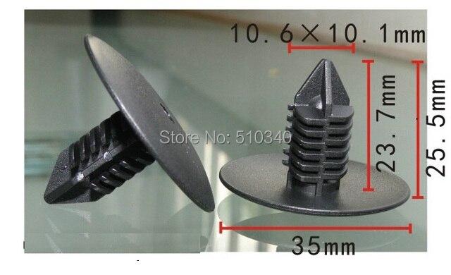Clips de metal auto auto organizador del asiento de coche visera gafas