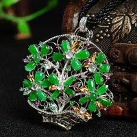 Yu Yixuan Новые поступления Jewelry подвеска Fine Jewelry jade fine jewelry ожерелье из натурального камня нефрита бутик кулон SG131