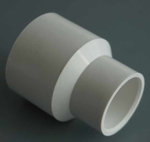 5 Pvc Pipe Extender Fittingadaptor  5 Swiming Pool Parts 2inch To 1 5 Inch Reducer