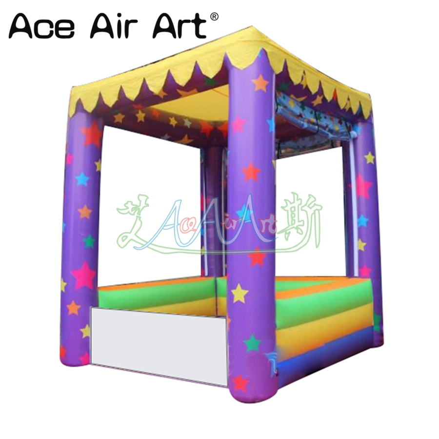 High quality Inflatable bar counter,info booth,kiosk bar rental for promotion and advertising