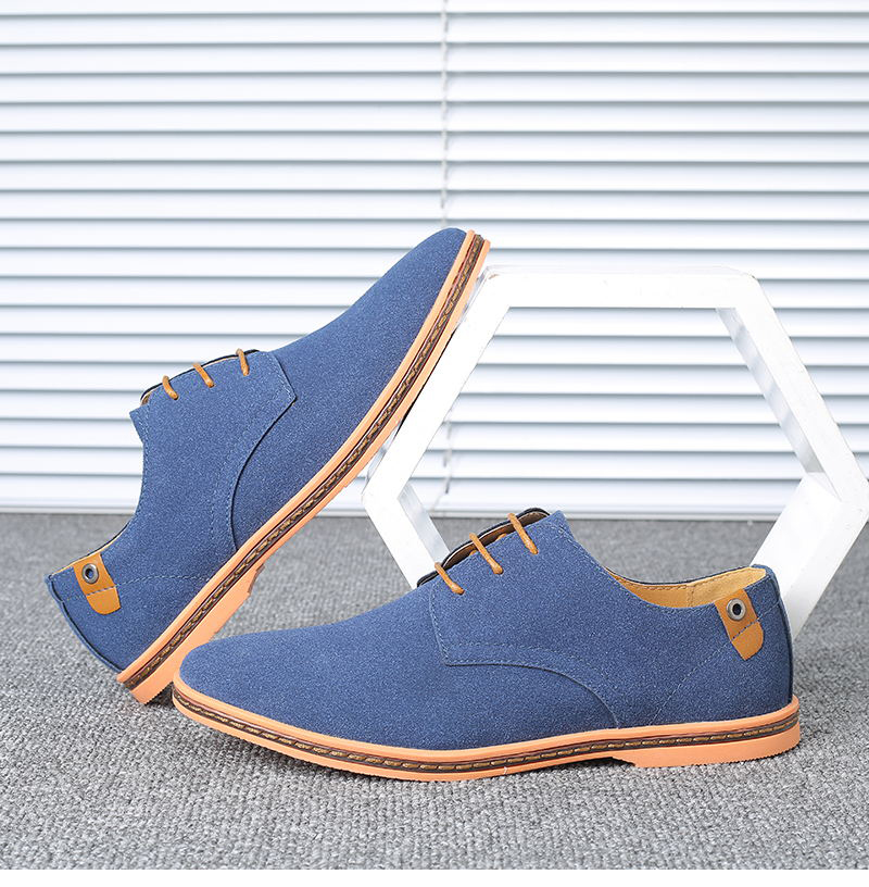 HTB1j9oFX2WG3KVjSZFgq6zTspXaP VESONAL Brand 2019 Spring Suede Leather Men Shoes Oxford Casual Classic Sneakers For Male Comfortable Footwear Big Size 38-46