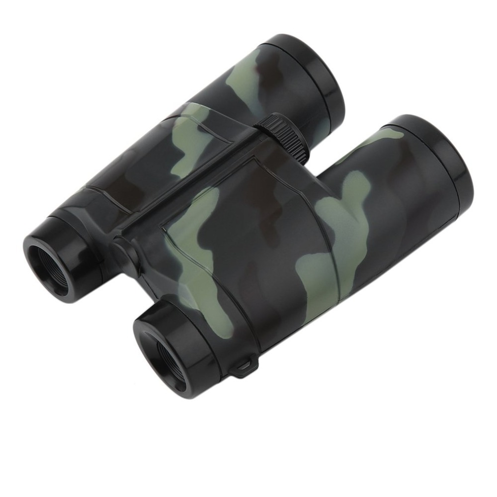 Image 3 - free shipping Children Kids Mini Portable Folding Binoculars Telescope Camouflage toy New HOT-in Monocular/Binoculars from Sports & Entertainment