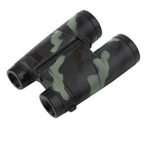 Image 3 - free shipping Children Kids Mini Portable Folding Binoculars Telescope Camouflage toy New HOT