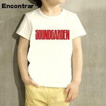 Soundgarden T Shirt Kids Baby Boys/Girl