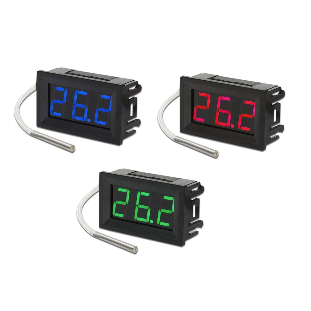 Mini Portable Thermocouple Meter LED Display Industrial Digital Thermometer -30 ~ 800 degree K-Type Industrial Gauge XH-B310Mini Portable Thermocouple Meter LED Display Industrial Digital Thermometer -30 ~ 800 degree K-Type Industrial Gauge XH-B310